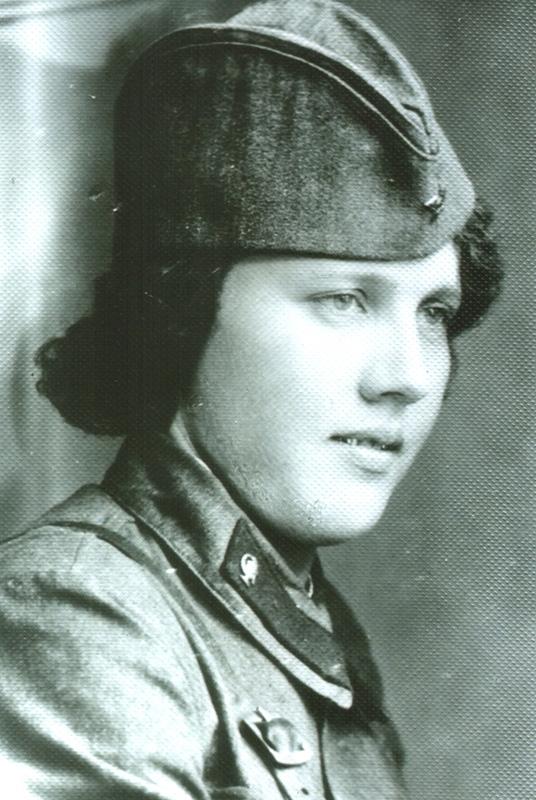 Абрамова Мария Николаевна, 22 июня 1941 года