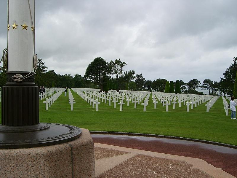 Американское военное кладбище