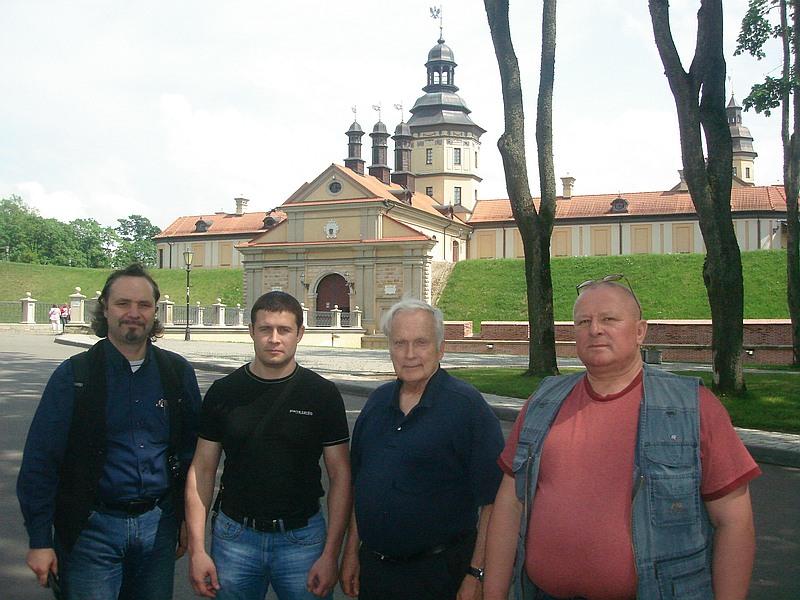 Посещение Жировичского монастыря