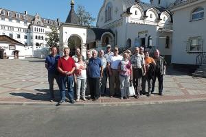 В Свято-Елисаветинском монастыре