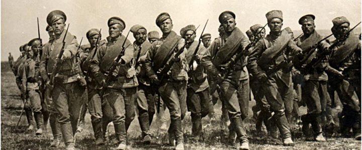 К 100-летию окончания Первой мировой войны