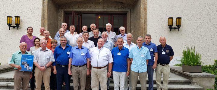 Делегация объединения приняла участие в международном семинаре в Германии